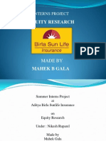 Equity Ppt