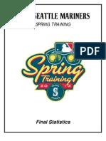 2013 ST Stats (Final)