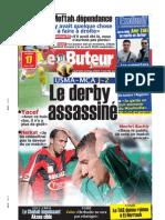 LE BUTEUR PDF du 17/03/2009