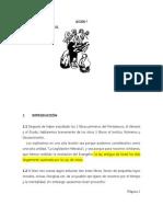 TEMA 7 Levítico, Numeros y DEuteronomio. Mar 2013