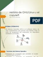 Historia de LINUX - VB