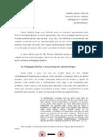 Trabalho Sobre o Texto de Fernando Becker