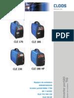 Catalogo Inverters Portatiles Electrodo Tig