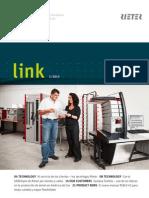 Link No 56 Customer Magazine Spun Yarn Systems Es 26317