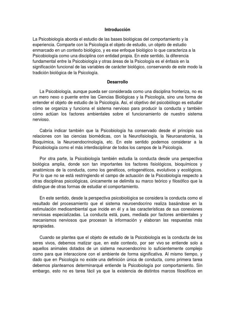 Ensayo sobre las Bases Biológicas de la conducta.docx