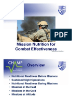 Mission Nutrition Ppt
