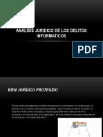 ANÁLISIS JURIDICO DE LOS DELITOS INFORMATICOS