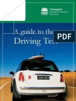 Guide Driving Test
