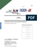 SOALAN SAINS UPTP211
