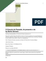06O Oraculo Do Passado Do Pres