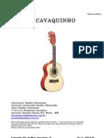 Apostila de Cavaquinho (Volume I)