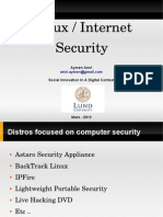 [Guide] How to ensure Linux , Internet , Web , Wireless and Physical Security