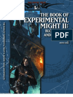 Book of XM2 - Martial Part