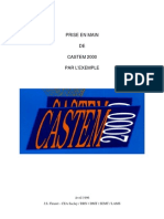 Cast3m Prise en main