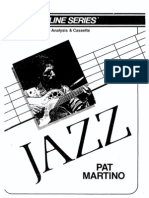 Pat Martino Jazz Book