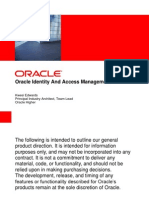 ORACLE IDM SUITE