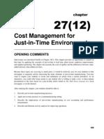 FinMan Managerial 11e IM Ch27(12) Final