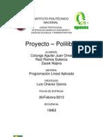 Polilibro 1