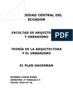 Plan Haussmann Final