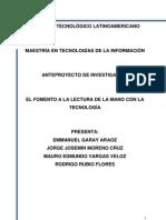 PROYECTO DE INVESTIGACIÓN EMMANUEL