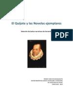 Antología de Cervantes