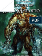 A Caverna Do Urso Maldito (Aventura Pronta MIGHTY BLADE)