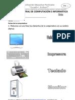 EXAMEN BIMESTRAL DE COMPUTACIÓN E INFORMÁTICA-JULIO 16 1a