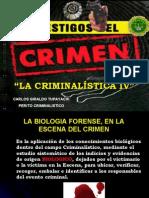 LA  CRIMINALÍSTICA IV