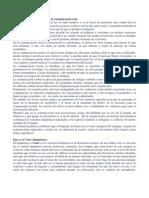 Definición y características de la comunicación oral