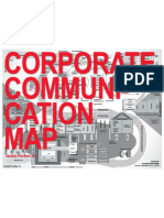 Corporate Communication Map (CCM), (Landkarte der Unternehmenskommunikation)