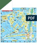 Tokyo Guide - Shibuya Map