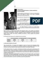 Guía apoyo. La crisis del parlamentarismo. Arturo Alessandri