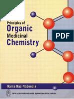 Principle of Organic Medicine Chemistry - (Malestrom)