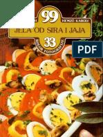 99 Jela od sira i jaja