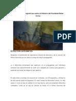 Analisis Del Discurso Propaganda Rafael Correa