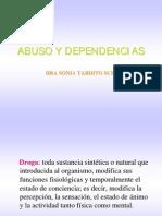 ABUSO Y DEP