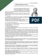 BREVE HISTORIA DE LA LÓGICA 1ro sec.