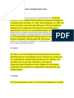 CULTURA ORGANIZACIONAL SUPERMERCADOS WONG - alas.docx