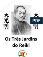 Os 3 Jardins Do Reiki
