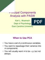 PCA-SPSS