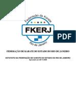 FKERJ - Estatuto