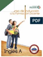 CURSO DE INDUCCIÓN DE INGLÉS A