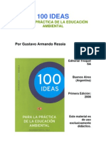 100 Ideas Para La Practica de La Educacion Ambiental