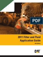 Fluid & Filter Application Guide PEWJ0074 Jan11