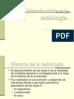 Introducción a la radiología
