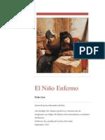 El Niño Enfermo JMARAMBIO