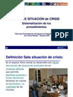 Sala Crisis