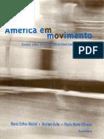 América em movimento- Ensaios sobre literatura latino-americana do séc.XX