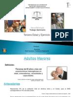 Presentación Tercera Edad y Ejerccio.pptx