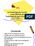 Investigacion Accion Para Docentes